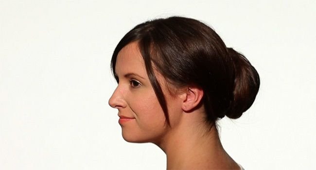 17 Best Ideas About Low Chignon On Pinterest Chignon