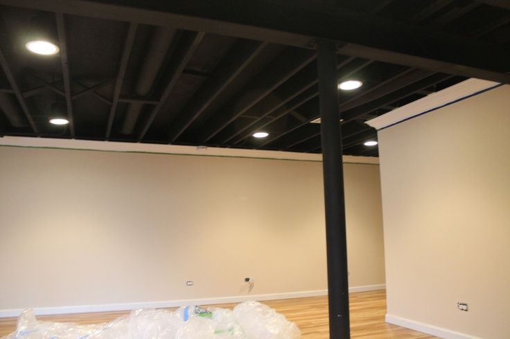 8 Best Images About Plafond Sous Sol On Pinterest Surface Pro Open Basement And Industrial