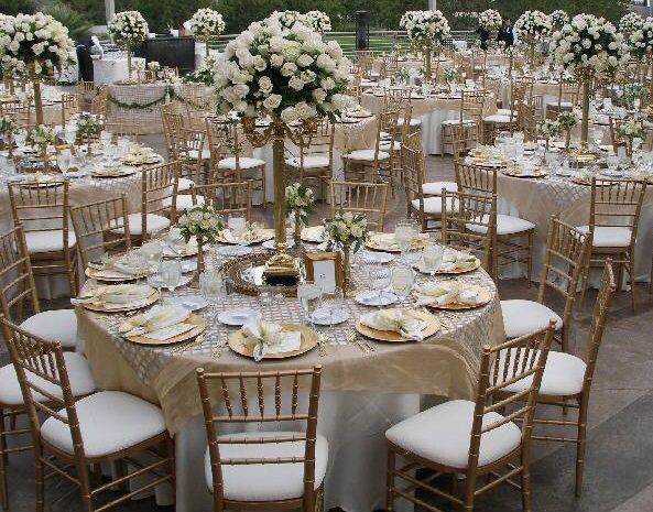 Receptions, Wedding And Round Tables On Pinterest