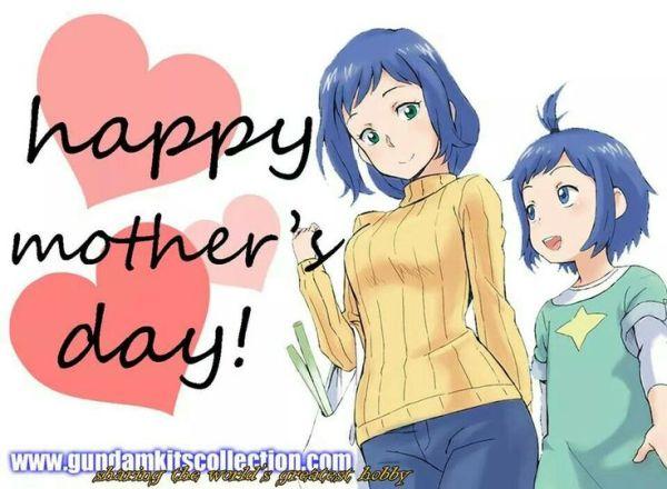 Happy Mother's Day! | Anime Pics | Pinterest | Happy ...