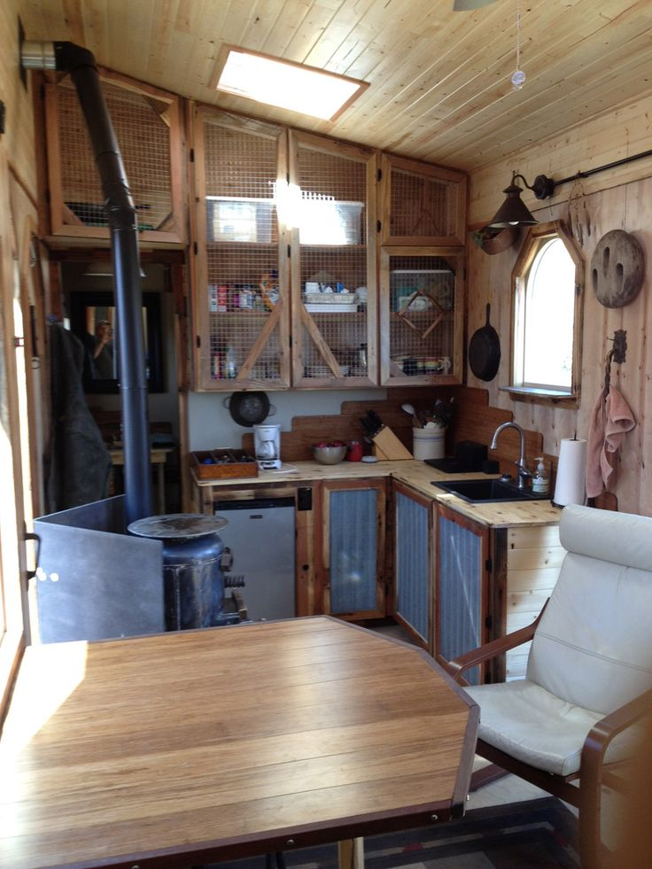 392 Best Images About Tiny House Kitchens On Pinterest