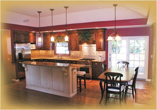 kitchen layout ideas with island choose the kitchen island designs that fit your need crown on kitchen layout ideas with island id=77426