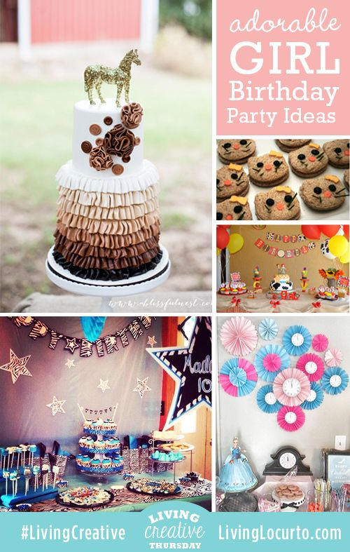 849 Best Images About Kids Birthday Parties On Pinterest