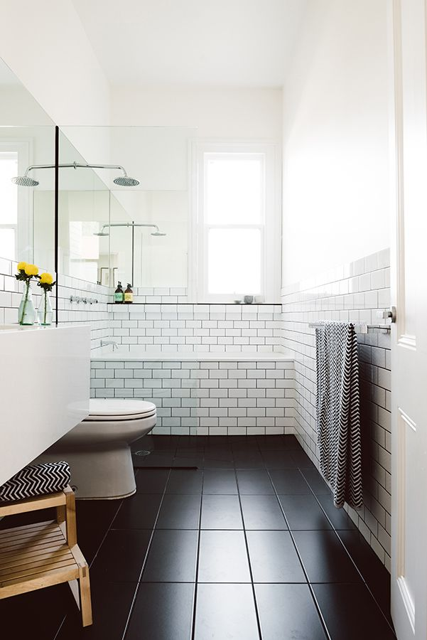 Decoración original de baños