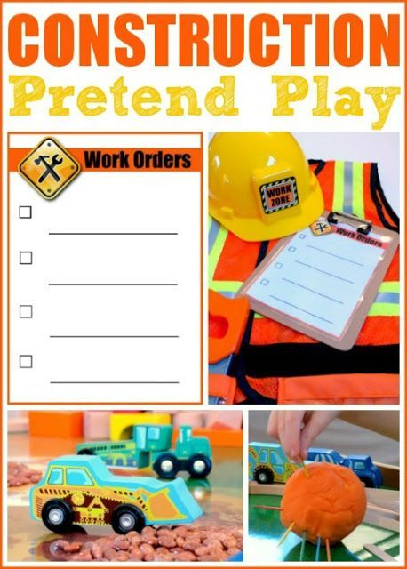 Construction Workers Theme Bulletin Board Construction