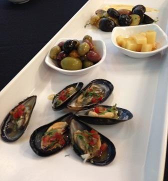 Tapas tray for two | Relish Restaurant | Pinterest | Trays ...