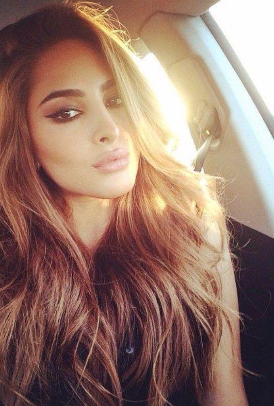 Instagram therealfouz Hair  Pinterest Her hair