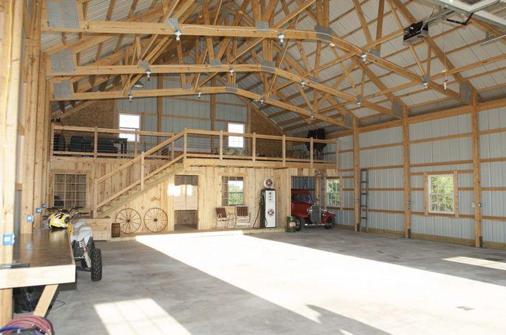 4067 Morton Buildings Like The Attic Storage Area Above