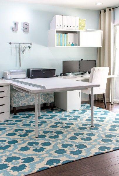 valspar stillness blue office paint color jenna sue on commercial office paint colors id=33681