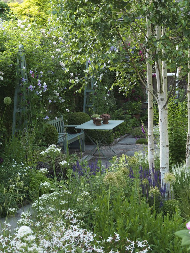 The 25+ best Garden seating areas ideas on Pinterest on Back Garden Seating Area Ideas  id=36444