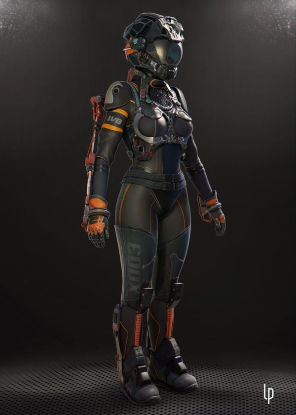 109 best images about Space suits on Pinterest | Firefly ...