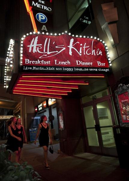 Hell Kitchen Downtown Minneapolis Yummmmmy Food
