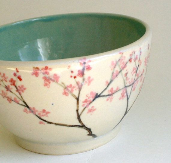 Ceramic Bowl Painting Ideas