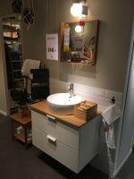 Ikea Badezimmermöbel Waschbeckenschrank   Amilton