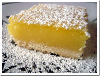 The BEST Freaking Lemon Bars on Earth ~ Says: You think I'm kidding? I'm not. I swore a long time ago that I would only put up