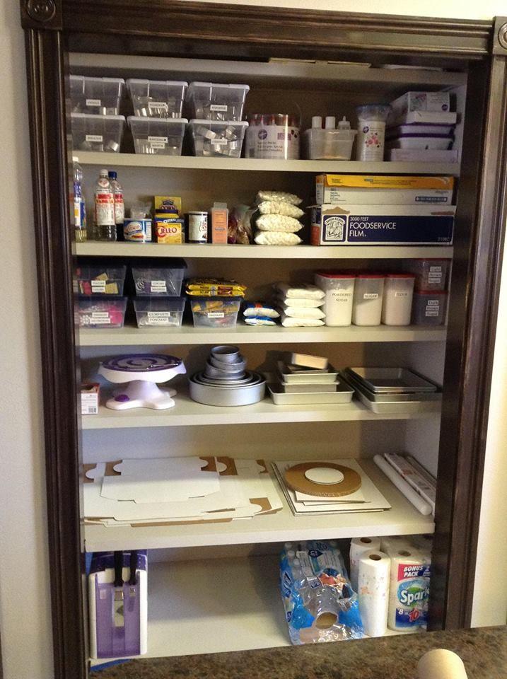Kitchen Cupboard Decorating Ideas