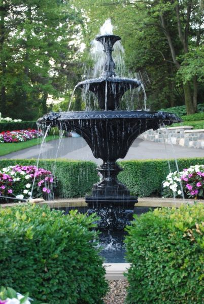 english garden fountains water features 574 best images about Landscaping fountains and water
