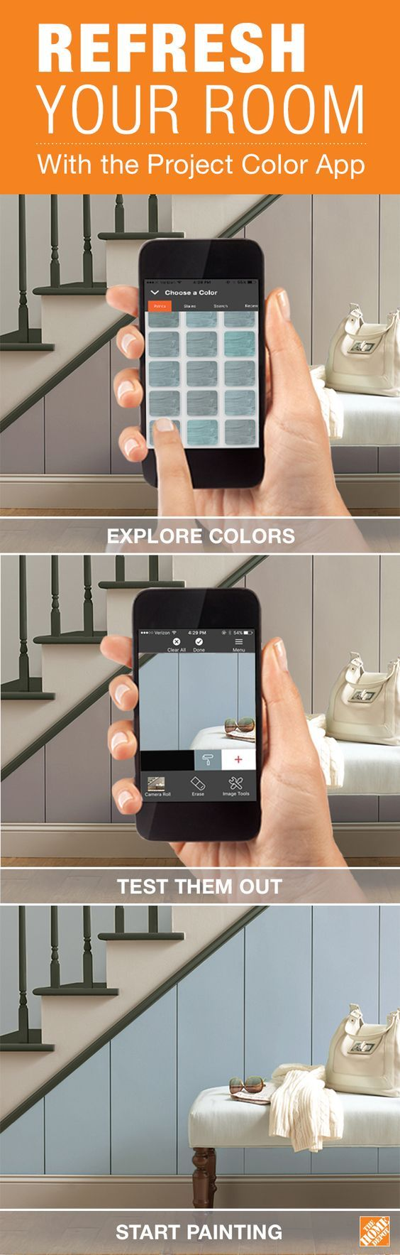 17 best images about blue rooms on pinterest diy living on behr paint your room virtually id=61443