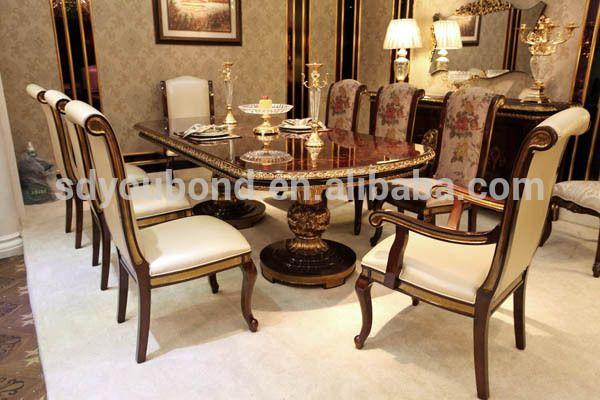 0063 High Quality Arabic Classic Wooden Home Furnitiure