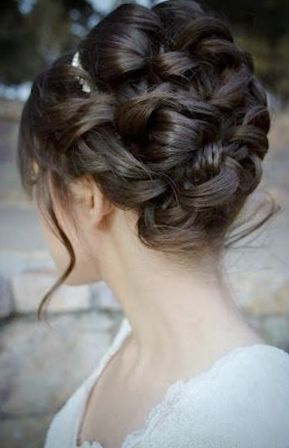 737 best images about hair styles on pinterest bridal updo wedding updo and updo