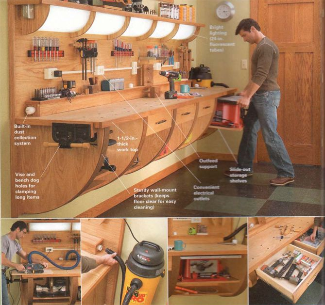35 diy garage storage ideas to help you reinvent your on cool diy garage organization ideas 7 measure guide on garage organization id=12433