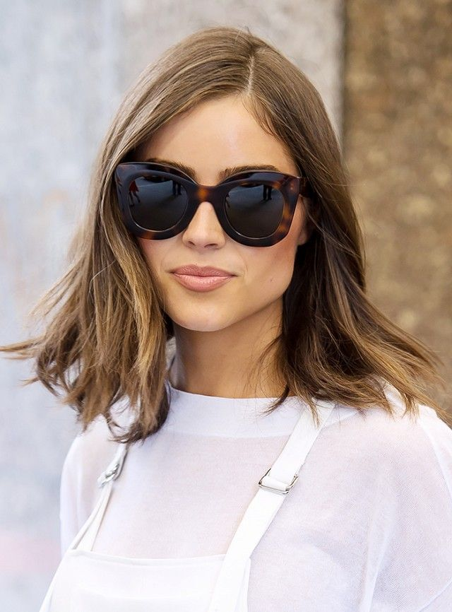 3 Haircuts That Make  Your Face  Look  Thinner Bobs The
