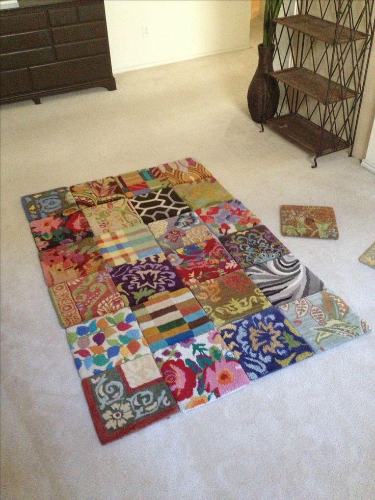 how to seam carpet together
