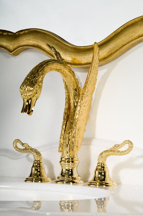 Swan Faucet Made In Spain For International American
