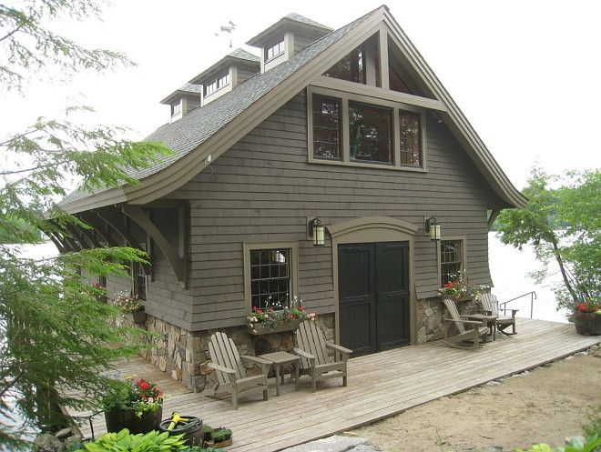 boat house shingle boat house single boat house with dry on lake cottage colors id=40873