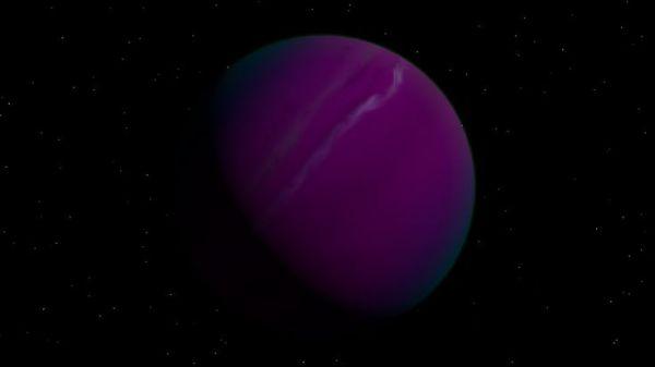 "Science fiction - Blender Design - fictional Planet ""Asmya ..."