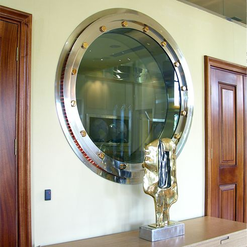 Porthole Windows Custom Designed Windows For Walls And