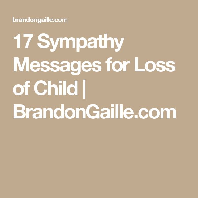 Sympathy Loss Daughter Quotes