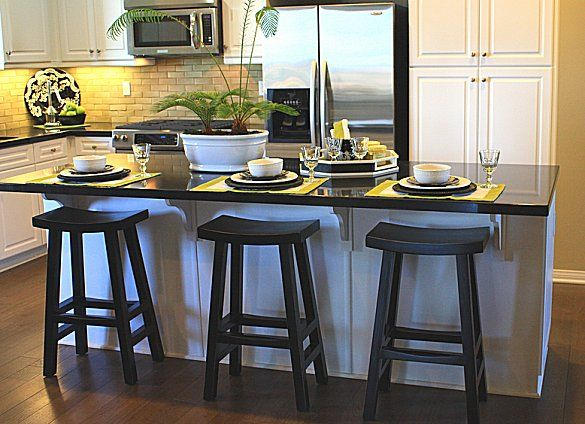 37 best images about kitchen island with stools on pinterest on kitchen island id=31172