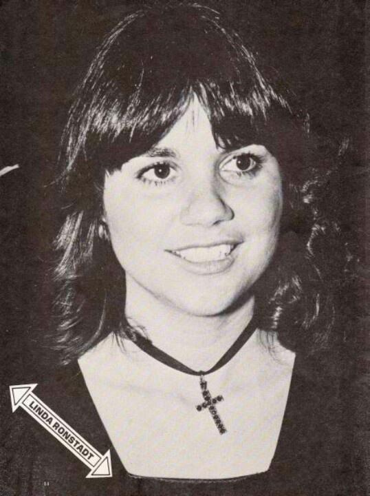 Linda Son Carlos Ronstadt