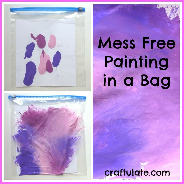 This is perfect for us – my boys HATE finger-painting, but love to paint. Can't wait to try this with them ASAP!