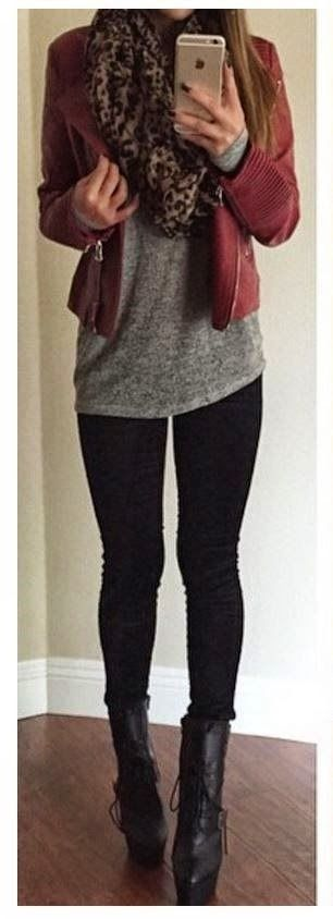 fall outfit ideas 2015 for women