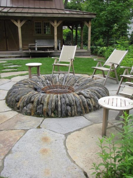 outdoor patio with fire pit designs Best 25+ Fire Pit Designs ideas only on Pinterest | Fire