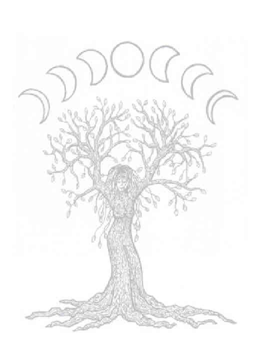 moon phases  wicca  pinterest  beautiful back pieces
