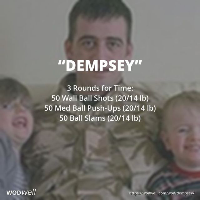 Image result for hero wod dempsey