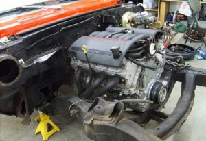 2000 Corvette LS1 to 1969 Camaro  Engine | LS1 Chevy | Pinterest | Corvettes and Engine