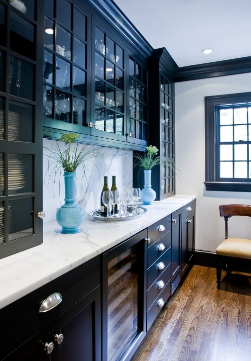 Narrow Cabinets Countertop Extending From Kitchen To Dining Room Dream Home Pinterest