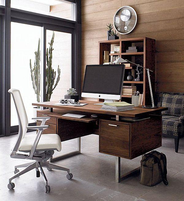 Best 20 Masculine Home Offices Ideas On Pinterest