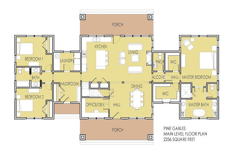 25+ Best Ideas About Simple House Plans On Pinterest