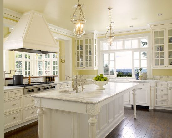 17 best images about yellow kitchen walls on pinterest traditional kitchens tin ceiling tiles on kitchen remodel yellow walls id=63472