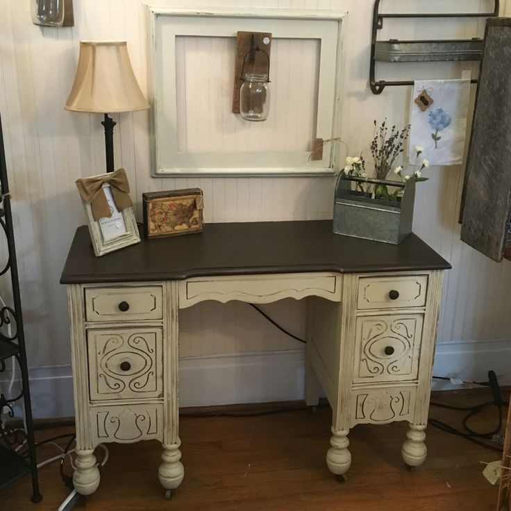 Image Result For How To Paint A Desk