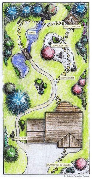 japanese garden designs and layouts 25+ best ideas about Japanese Garden Design on Pinterest
