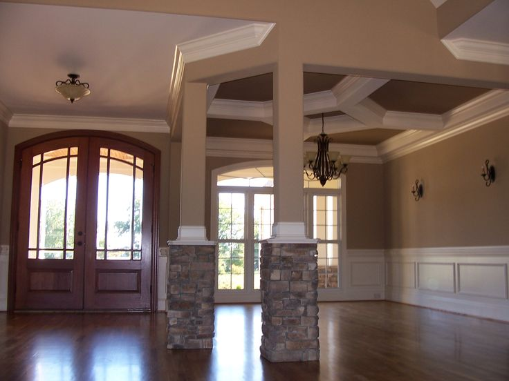 18 best images about columns and pillars on pinterest on interior designer recommended paint colors id=50945