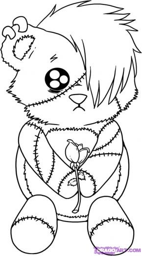 best images about emo bears on pinterest  hug me