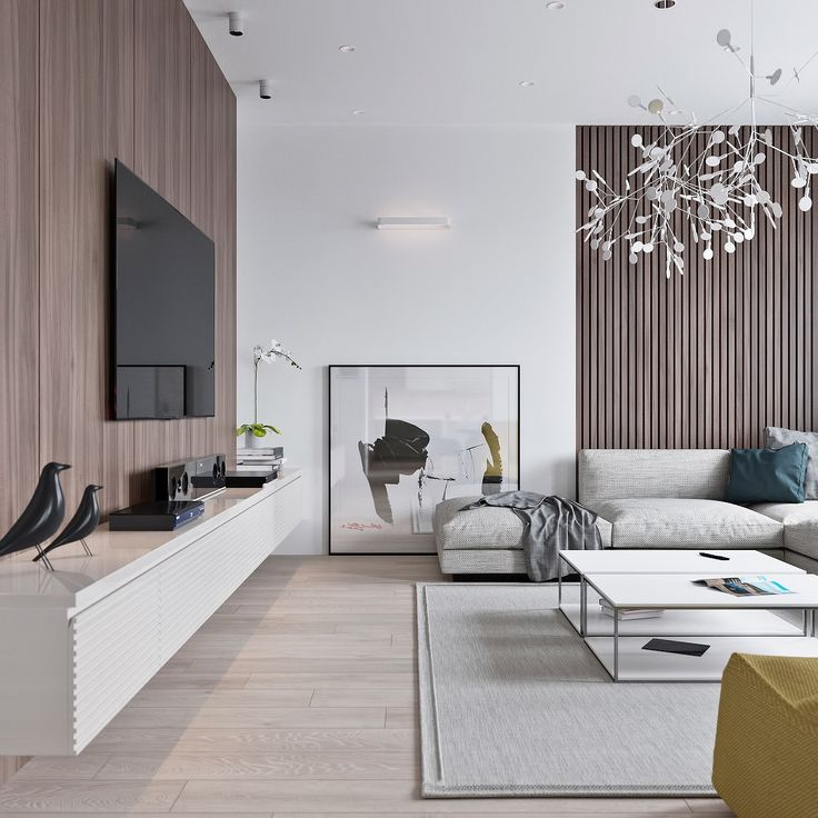 3 Light Interiors With Creative Pops Of Color