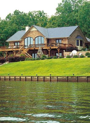 Diy Lakefront Sea Wall For The Home Pinterest Lakes